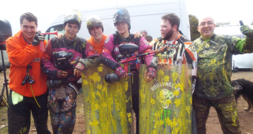 Regular Paintballers